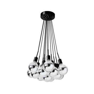 Catherine 13-Light Black Multi-Light Pendant