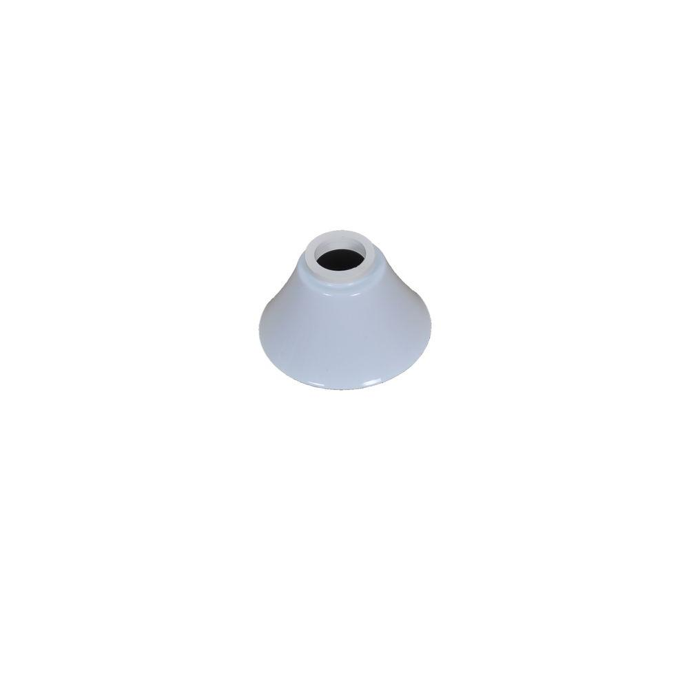 Gazebo 52 in. White Ceiling Fan Replacement Collar Cover