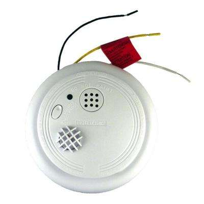 Hardwired Fixed Temperature Heat Alarm