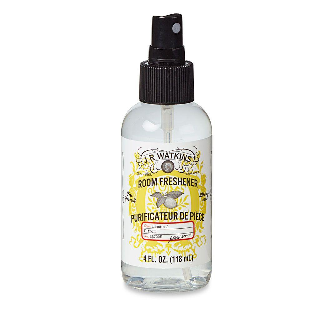 Lemon Room Freshener Spray