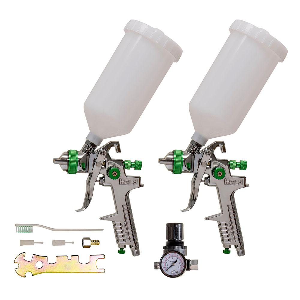 Great Neck Saw 3-Pieces Spray Gun Kit