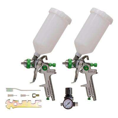 3-Pieces Spray Gun Kit