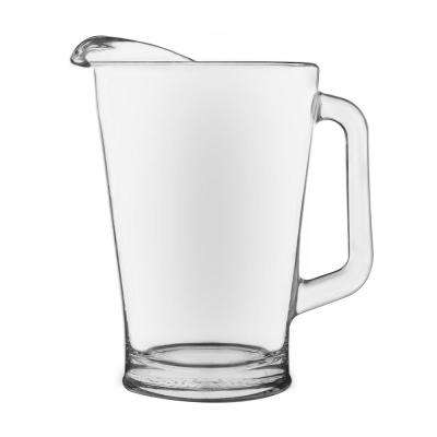 60 oz. Clear Glass Pitcher