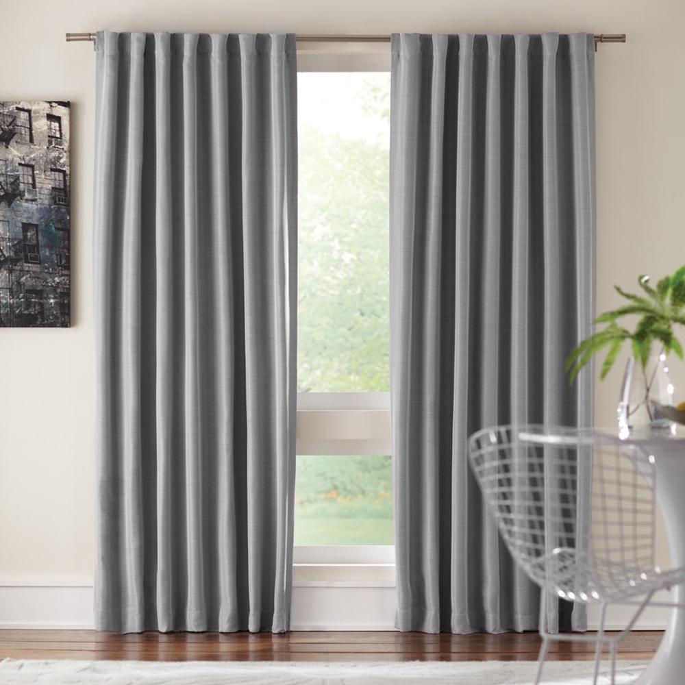 Home Decorators Collection Room Darkening Window Panel In