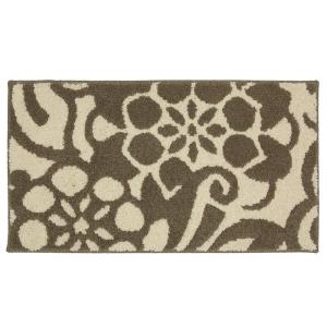 Mohawk Home Simpatico Taupe Starch 1 ft. 8 inch x 3 ft. Accent Rug by Mohawk Home