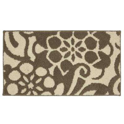 Simpatico Taupe Starch 1 ft. 8 in. x 3 ft. Accent Rug