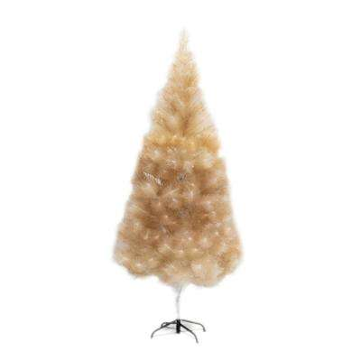 8 ft. Unlit Traditional Artificial Christmas Tree