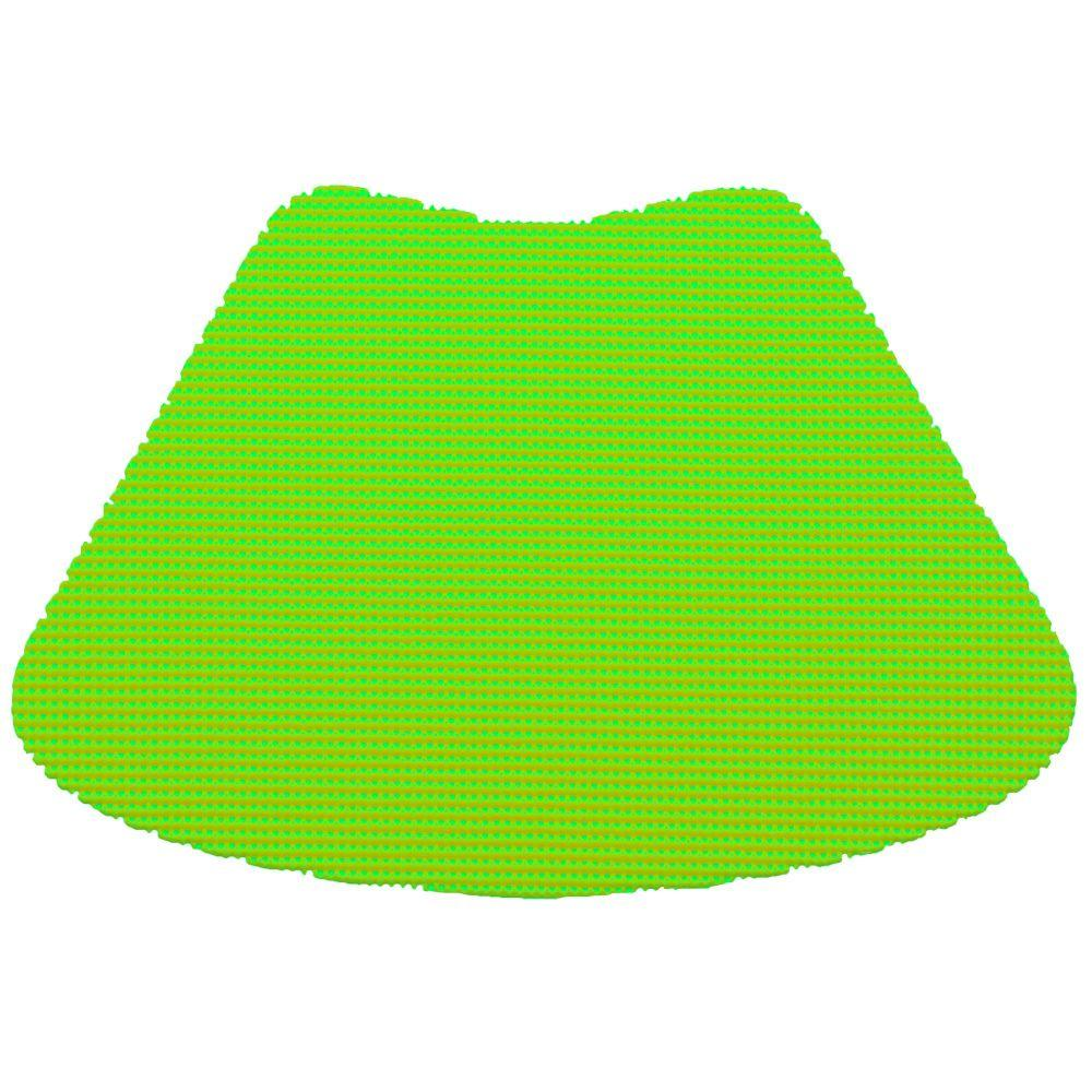 Kraftware Fishnet Wedge Placemat in Lime Green (Set of 12)