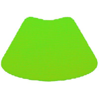 Fishnet Wedge Placemat in Lime Green (Set of 12)