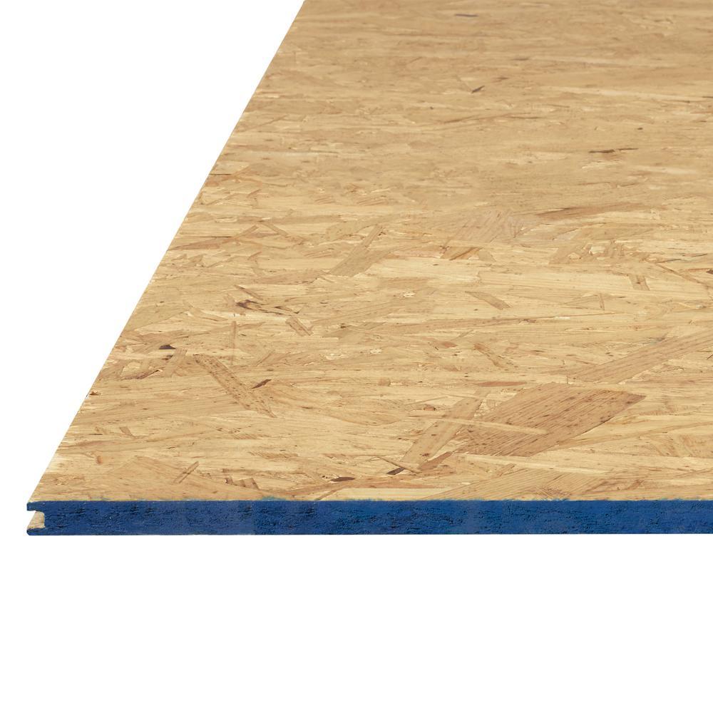 Attic Pine Oriented Strand Board