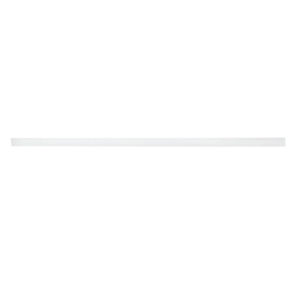 Hampton Bay 3x91 5x0 75 In Cabinet Filler In Satin White