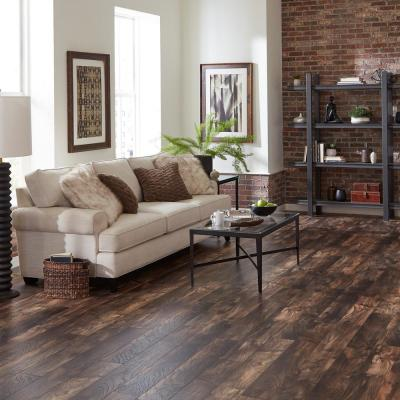EIR Summit Elm 12 mm Thick x 6-1/8 in. Wide x 50-4/5 in. Length Laminate Flooring (610.4 sq. ft. / Pallet)