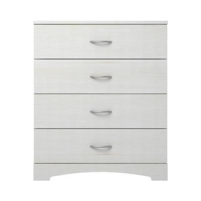 Richmond 4-Drawer Ivory Dresser
