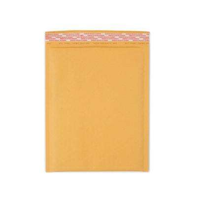 8.5 in. x 11 in. Paper Bubble Mailers Envelope with Adhesive Easy Close Strip (100-Case)