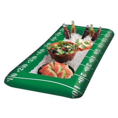 4.5 in. Football Inflatable Tabletop Cooler