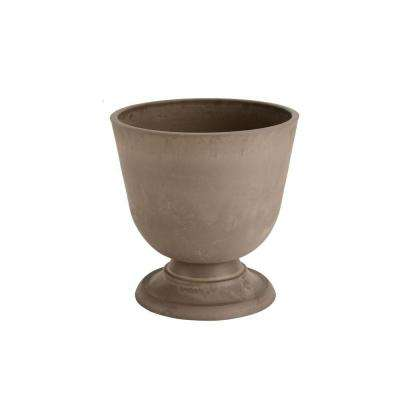 Classical 15 in. x 15 in. Taupe PSW Urn