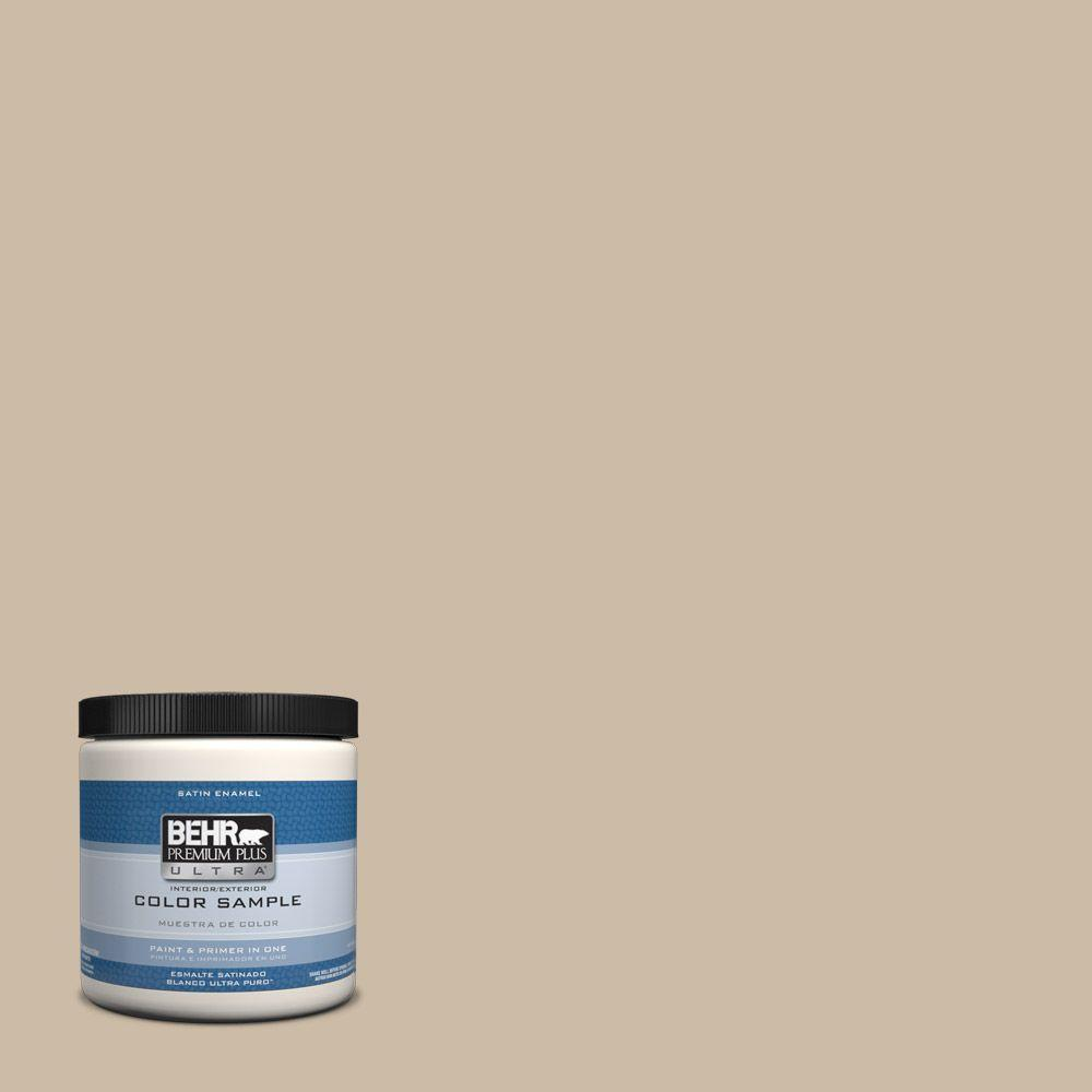BEHR Premium Plus Ultra 8 Oz. #HDC-SM16-09 Sail Grey