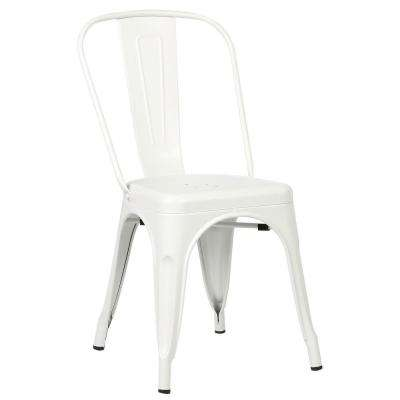 Trattoria White Side Chair (Set of 2)