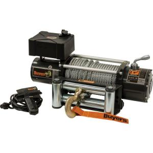Buyers Products Company 9,500 lbs. Electric Waterproof Winch by Buyers Products Company