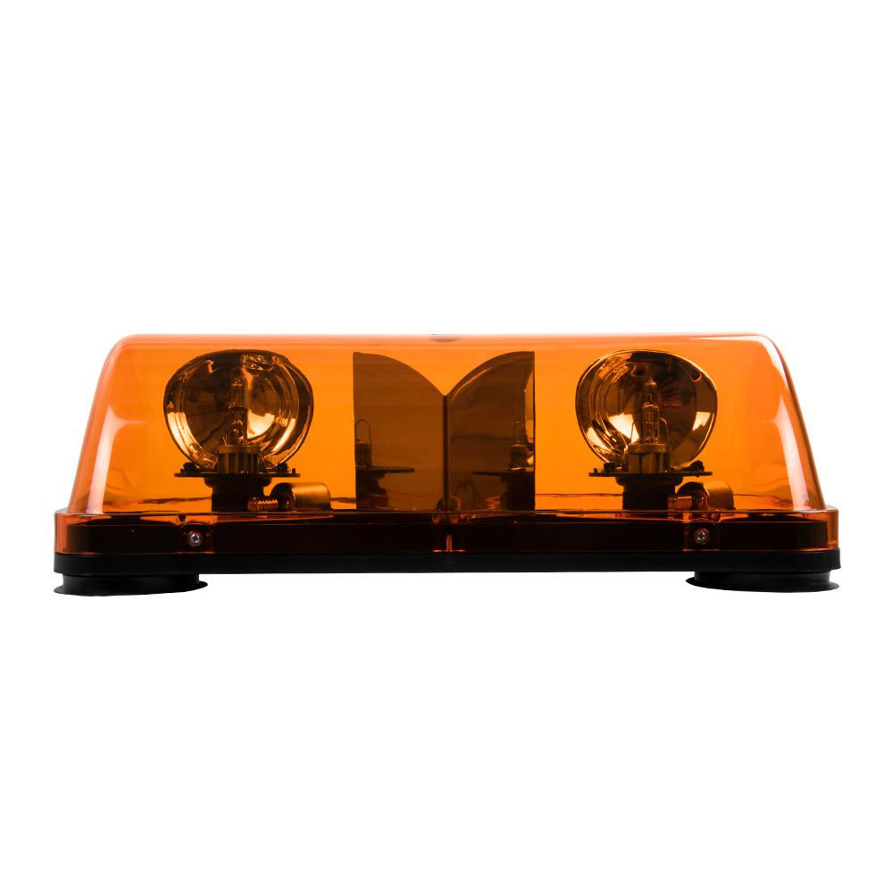 Blazer international warning light 7 12 in halogen mini light bar blazer international warning light 7 12 in halogen mini light bar amber with aloadofball Gallery