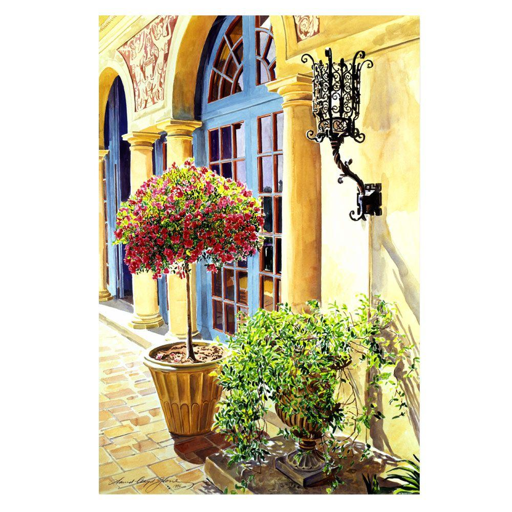 22 in. x 32 in. Italian Elegance Canvas Art