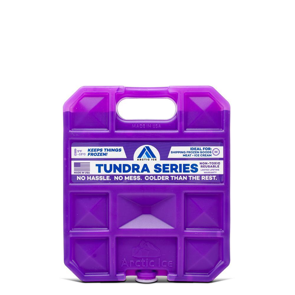 Tundra Series Small and Medium Freezer Pack (Plus 5-Degree F)