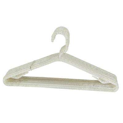 White Granite Hangers (10-Pack)