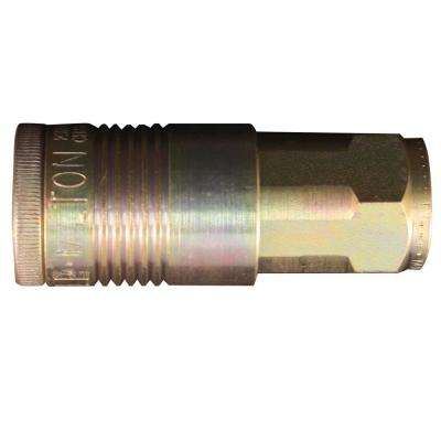 1/2 in. FNPT G Style Coupler (5-Piece)