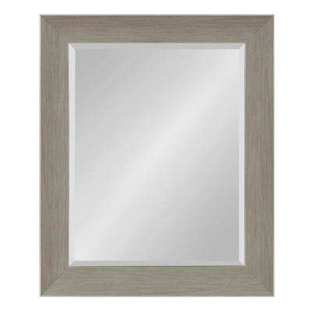 Tahoe Rectangle Gray Mirror