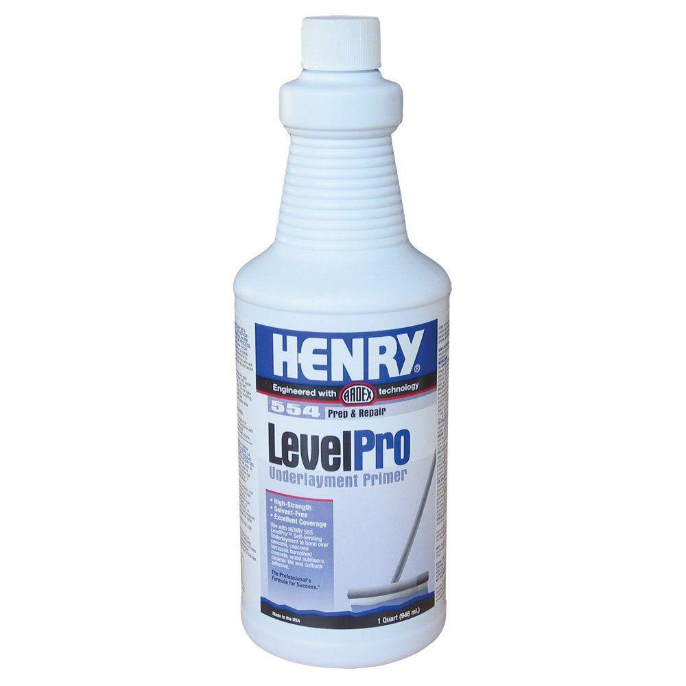 554 Level Pro 1-qt. Underlayment Primer