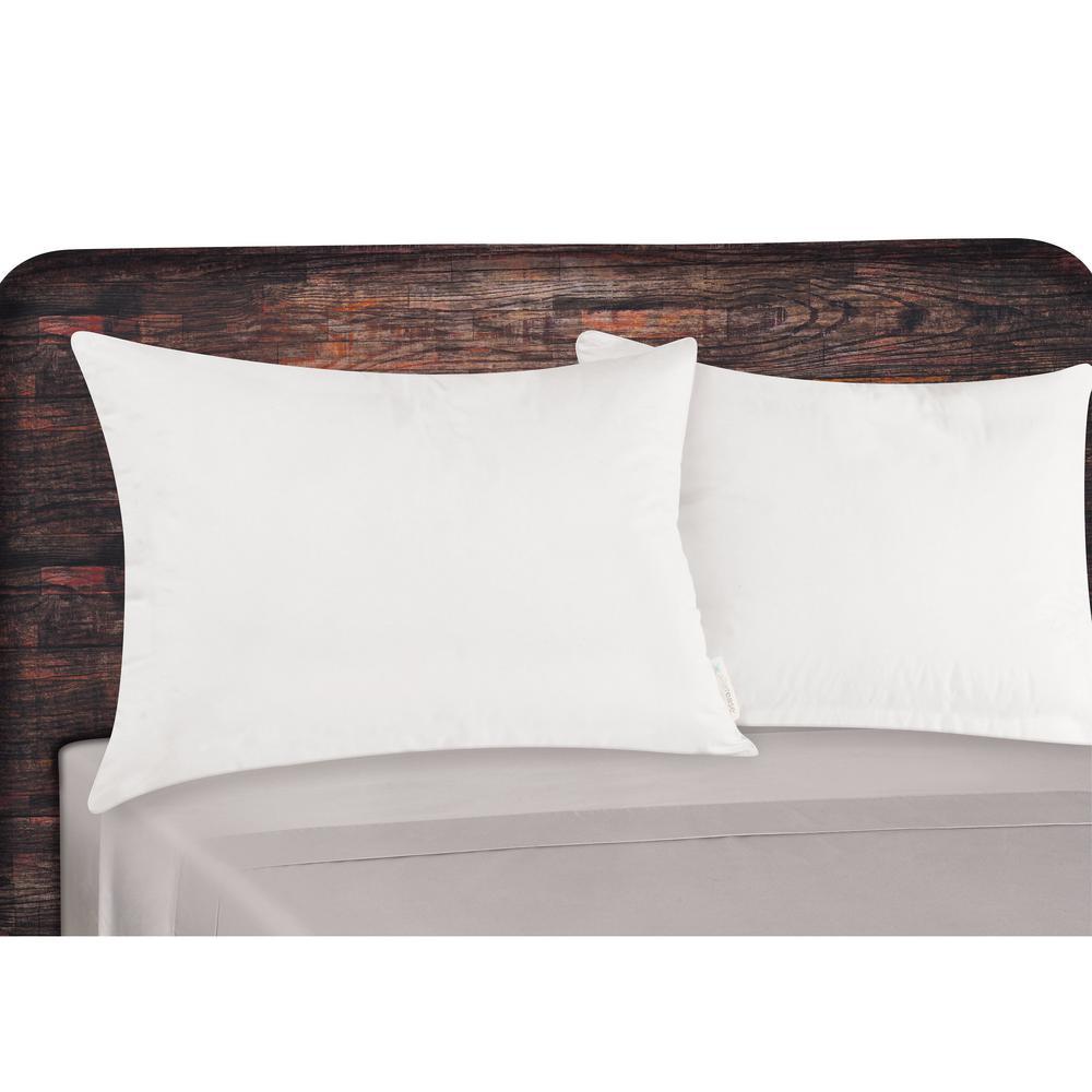 Memory Fiber Adjustable Support Standard Pillow
