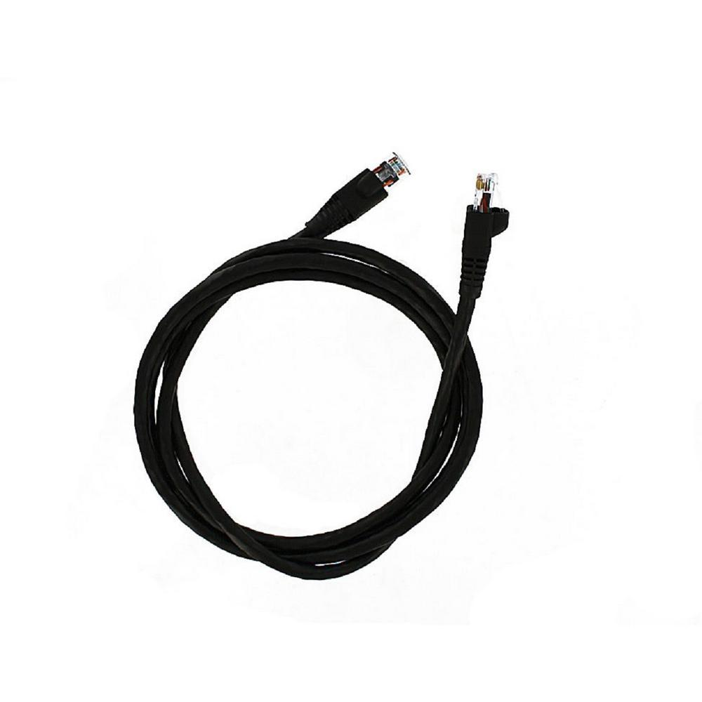eXtreme 10 ft. Cat 6+ Patch Cord, Black