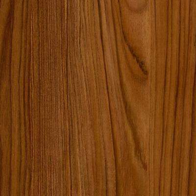Take Home Sample - Teak Luxury Vinyl Plank Flooring - 4 in. x 4 in.