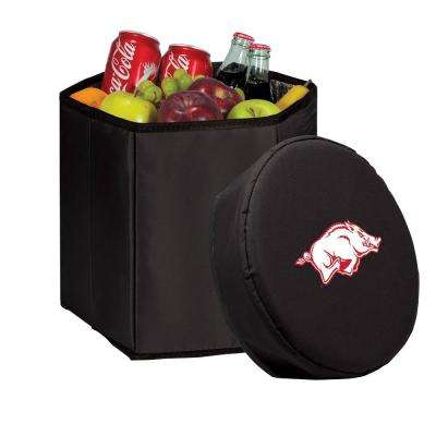 12 Qt. Arkansas Razorbacks Black Bongo Cooler