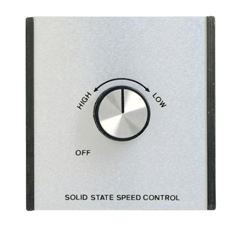 Hunter multiple speed ceiling fan wall control 22394 the home depot hunter multiple speed ceiling fan wall control aloadofball Images