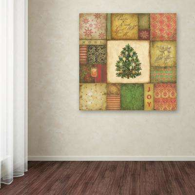 "24 in. x 24 in. ""Tree Tapestry"" by Stephanie Marrott Printed Canvas Wall Art"