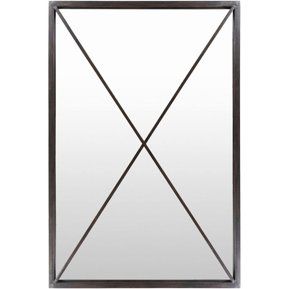 Artistic Weavers Venera 40 In X 60 Modern Framed Mirror