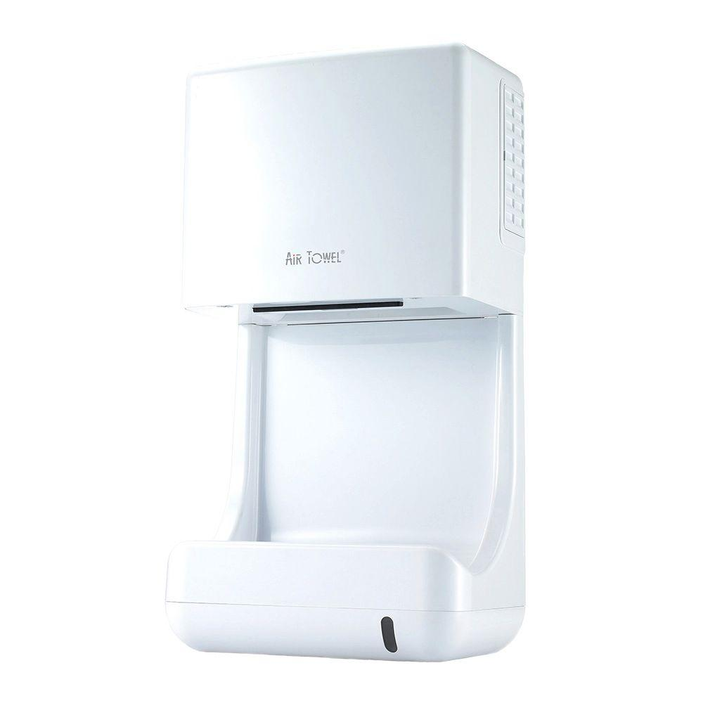 Electric Hand Dryer with Temperature Controlled High Speed Airflow, Removable