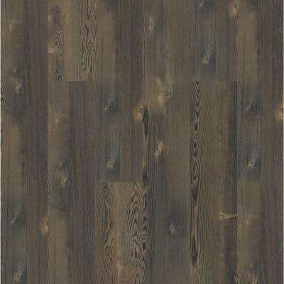 Take Home Sample - Pinebrooke Grapevine Resilient Direct Glue Vinyl Plank Flooring - 5 in. x 7 in.