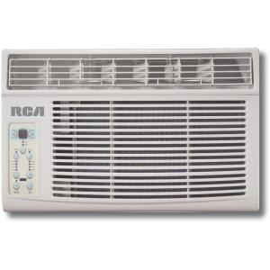 Rca 12 000 btu window air conditioner with remote for 12000 btu window air conditioner home depot