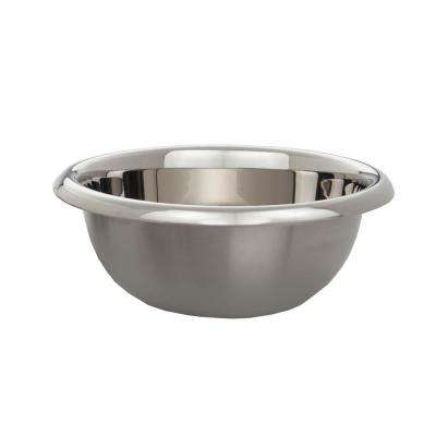 5.75 Qt. Professional Heavy Duty Mixing Bowls with Easy Grip Rims