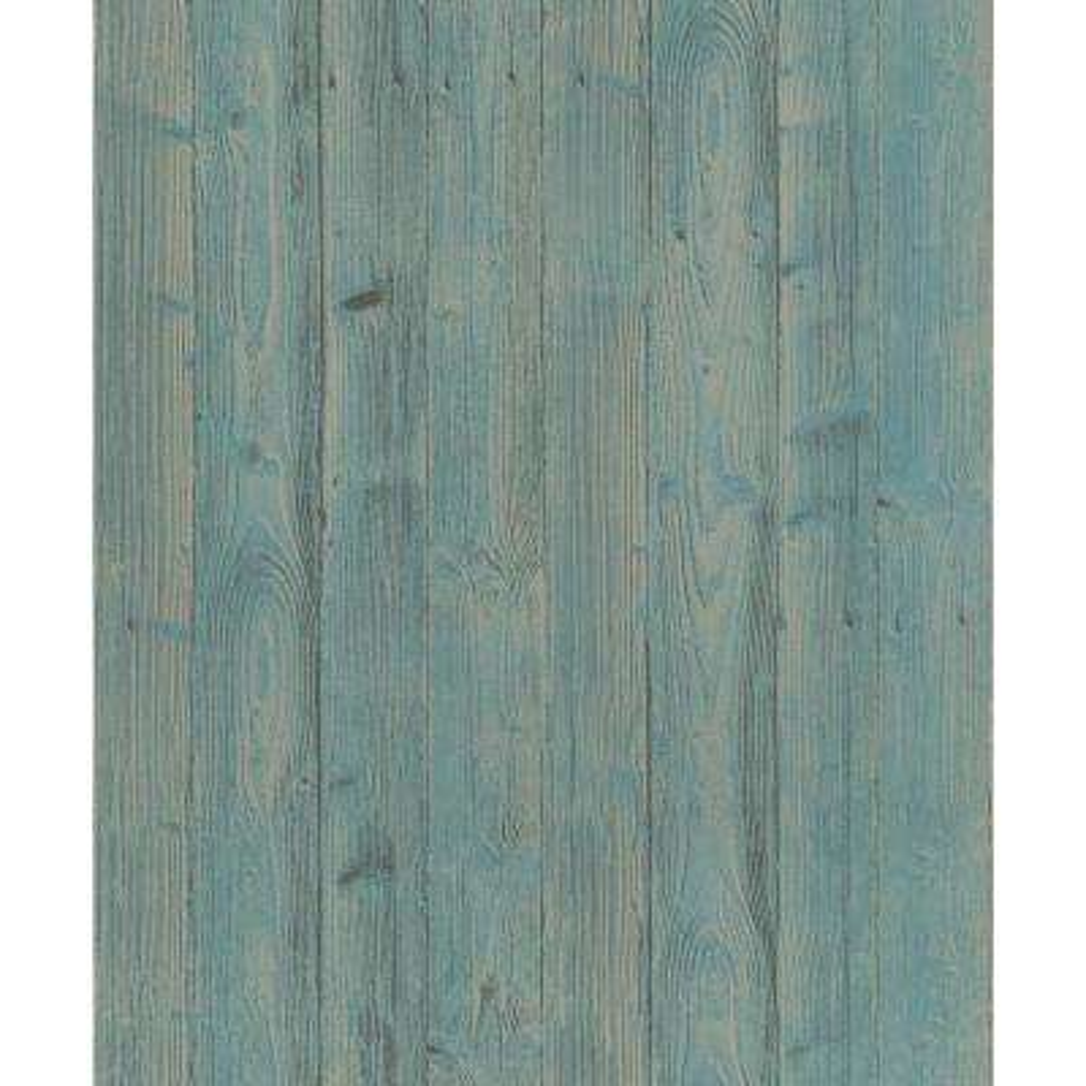 8 in. x 10 in. Talbot Green Wood Wallpaper Sample