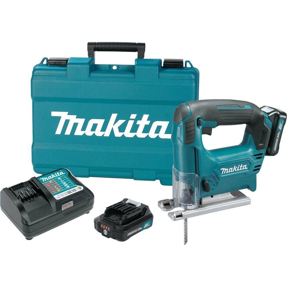 Makita 12-Volt MAX CXT Lithium-Ion Cordless Jig Saw Kit by Makita