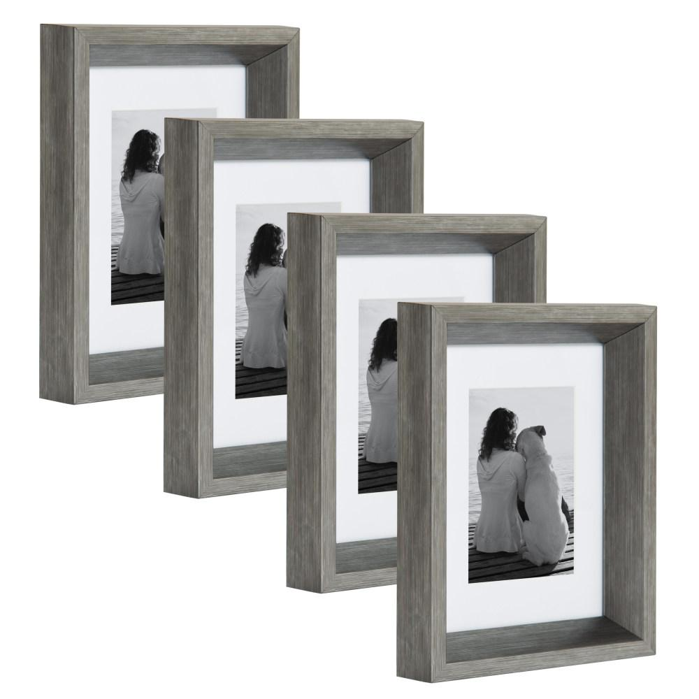 Kate and Laurel Calter 5 in. x 7 in. Matted to 3.5 in. x 5 in ...