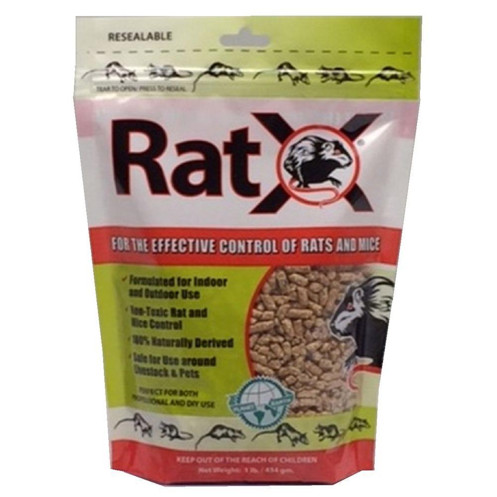 RatX 1 Lb. Rodent Control-100516268