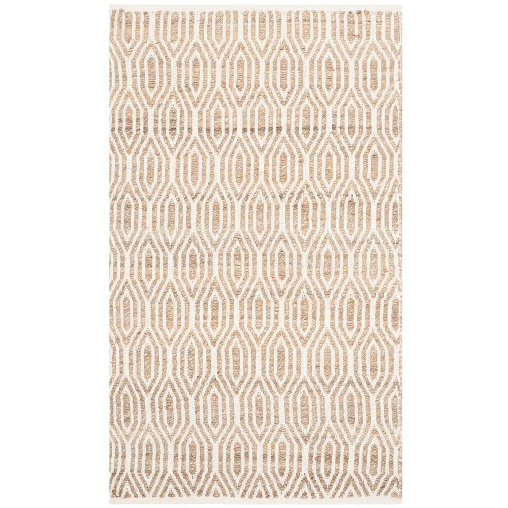 Safavieh cape cod natural 3 ft x 5 ft area rug