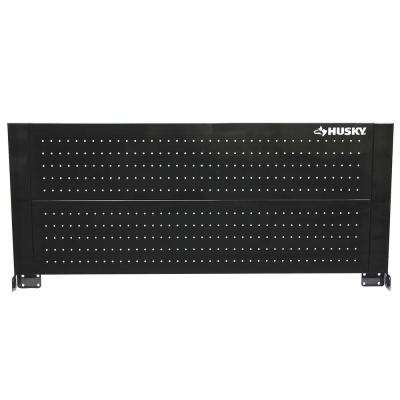 46 in. Pegboard Back Wall for Mobile Workbench