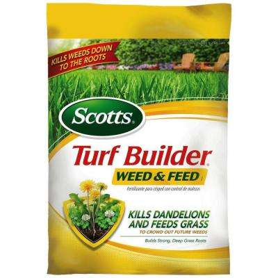 7.5 lb. 2.5M Turf Builder Weed and Feed