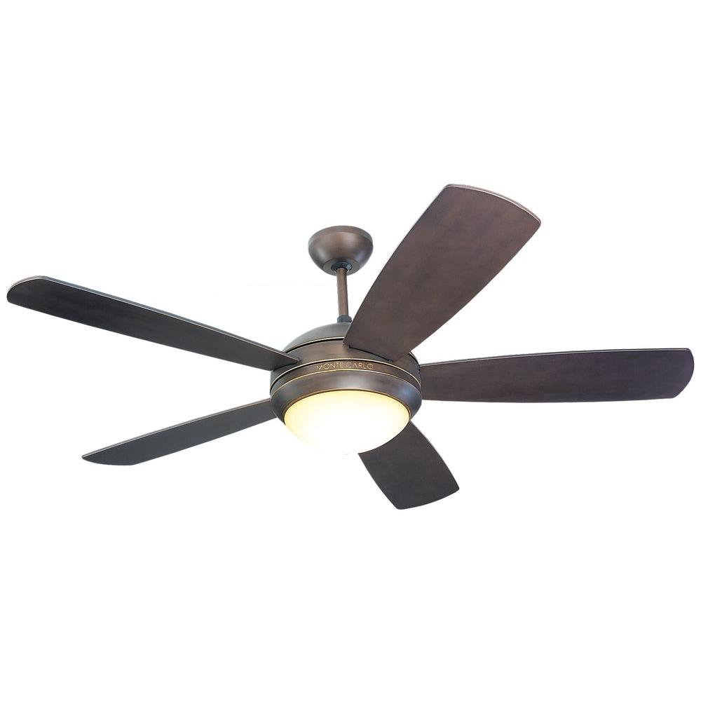 Roman Bronze Ceiling Fan