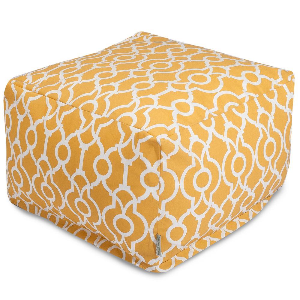 Citrus Athens Indoor/Outdoor Ottoman Cushion